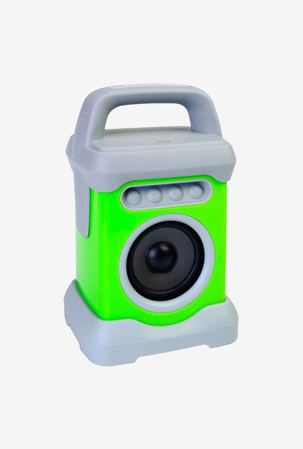 Ivation IVSHSPBTG Bluetooth Waterproof Speaker (Green)