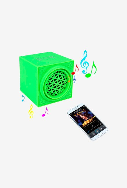 Digiyes Mini CSR Portable Bluetooth Speaker (Green)