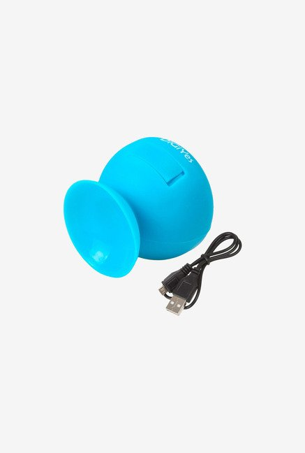 Digiyes Mini Mushroom Appearance Bluetooth Speaker (Blue)