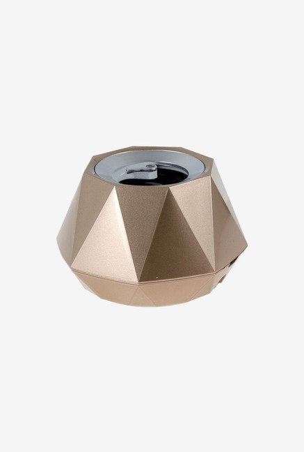 Digiyes S-609 Mini Handsfree Bluetooth Speaker (Gold)
