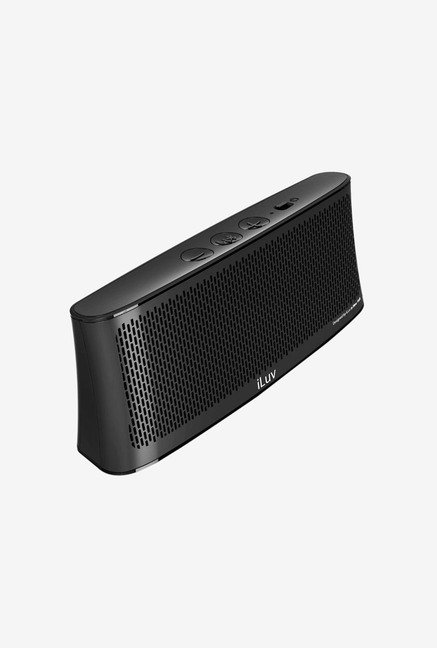iLuv Wavecast WAVECASTBK Bluetooth Speaker (Black)