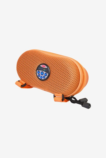 Ivation Multi-Function Bicycle Speaker (Orange)