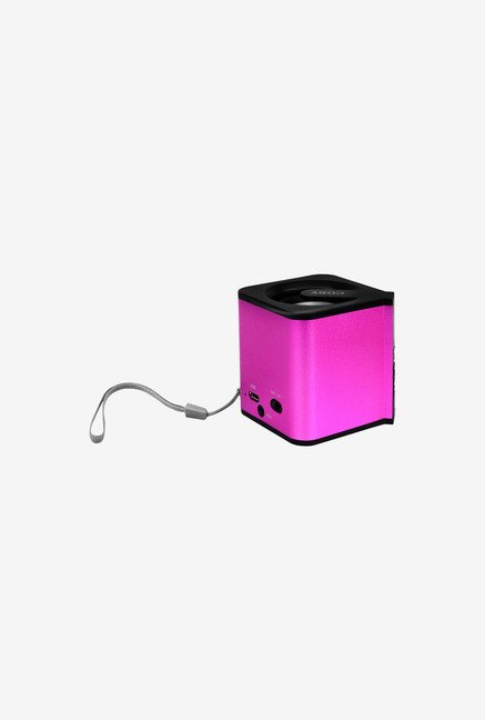 Coby CSBT-304-PNK Portable Bluetooth Speaker (Pink)