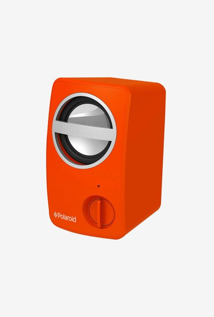 Polaroid PBT501OR Universal Bluetooth Mini Speaker (Orange)