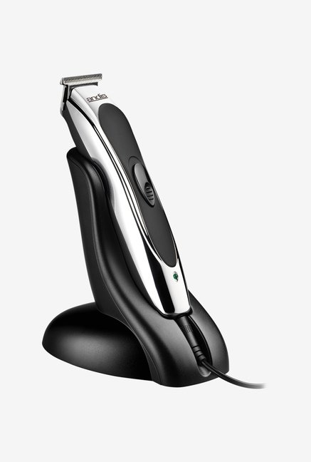Andis BTF-2E Slimline T-Blade Cordless Trimmer (Silver)