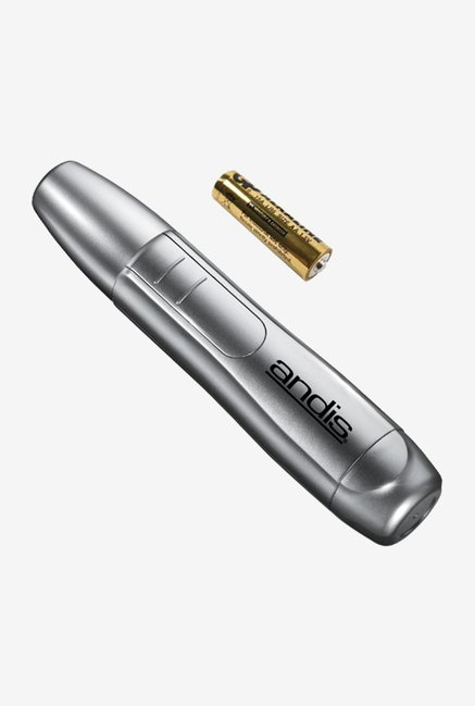 Andis NT-1 Nose & Ear Hair Trimmer (Silver)