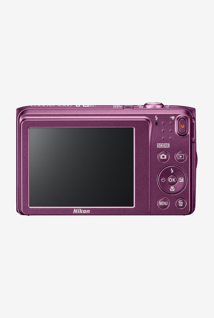 Nikon Coolpix A300 Point & Shoot Camera (Pink)