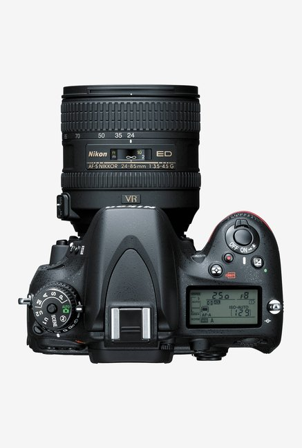 Nikon D610 DSLR Camera with AF-S 24-85mm VR Lens (Black)