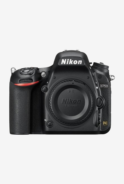 Nikon D750 DSLR Camera (Body Only) Black