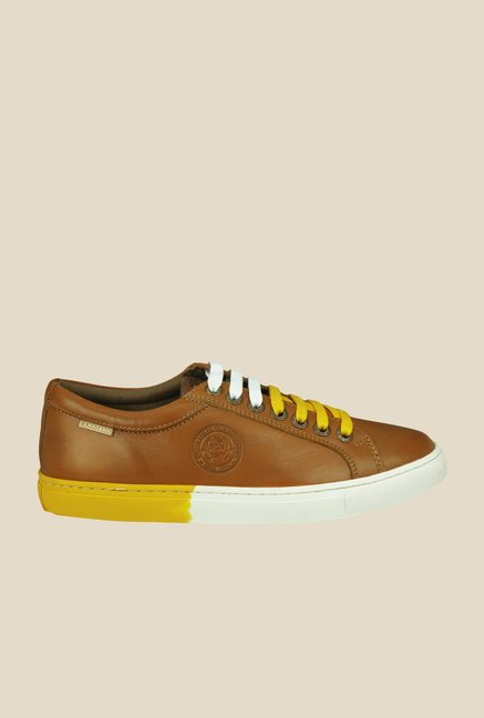 US Polo Assn. Tan Casual Shoes