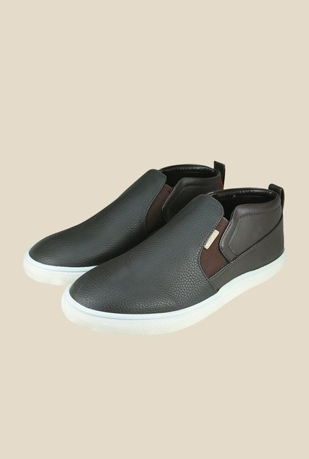 US Polo Assn. Brown Casual Shoes