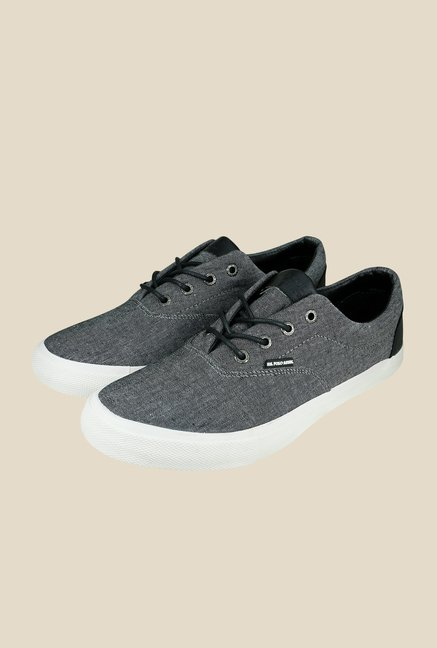 US Polo Assn. Grey Canvas Shoes