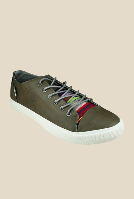 US Polo Assn. Olive Green Casual Shoes