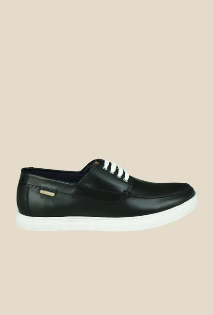 US Polo Assn. Black Casual Shoes