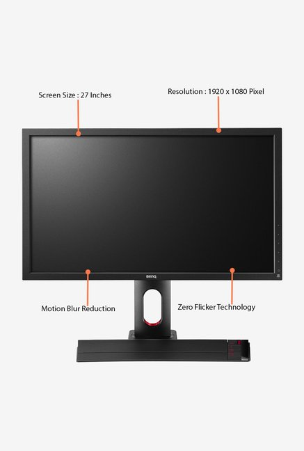 BenQ XL2720Z 27 inch Gaming Desktop Monitor (Black)