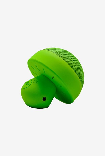 Kinglake KL-M02 Mushroom Mini Bluetooth Speaker (Green)