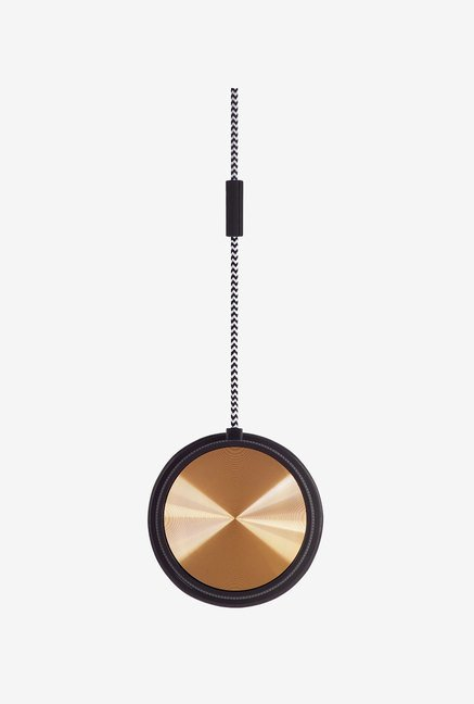 Native Union Monocle Speaker (Black Copper)