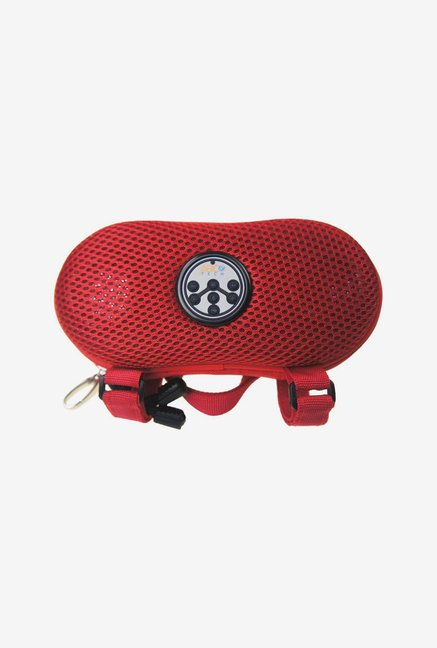 Abco Tech Portable Water Resistant Bluetooth Speaker (Red)