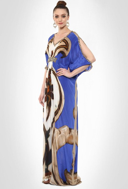 Pria Kataria Puri Designer Wear Maxi Dress By Kimaya