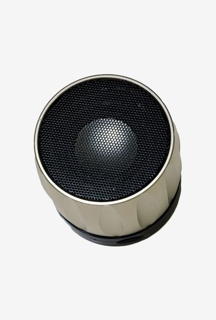Fenix Ultra-Portable Bluetooth Speaker (Silver)