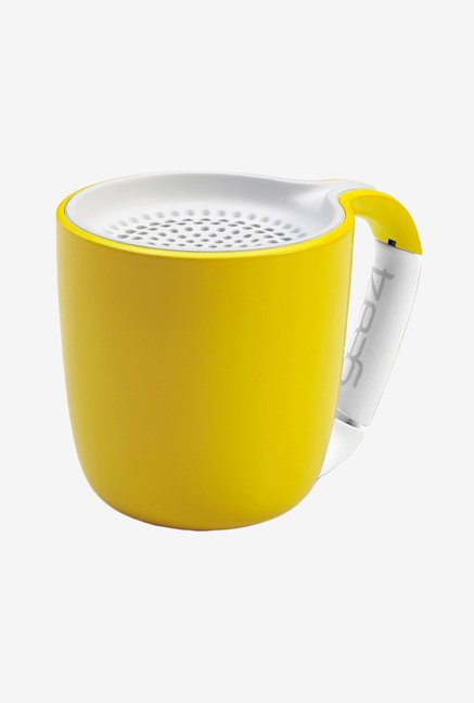 Gear4 Espresso Portable Bluetooth Speaker (Yellow)