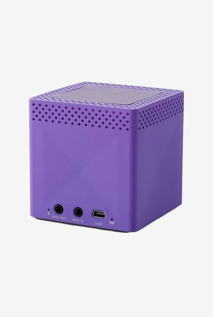 Bem HL2022E Bluetooth Mobile Speaker (Purple)
