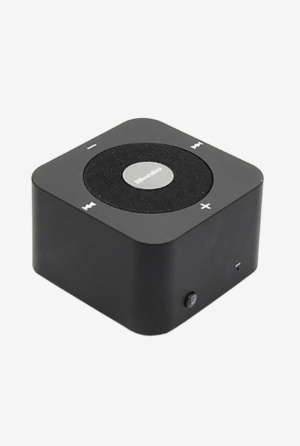 Bluedio BS-1 Wireless Bluetooth Speaker (Black)