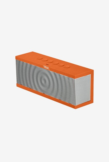 Liztek PSS-100 Portable Wireless Bluetooth Speaker (Orange)