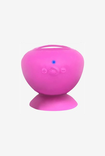 Hype Bluetooth Mini Speaker & Mobile St& (Pink)
