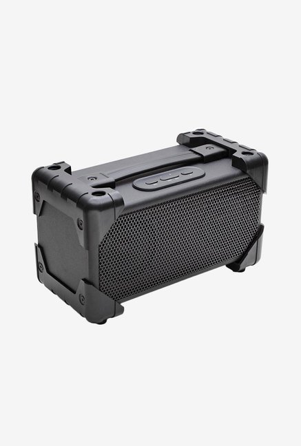 Hype Boombox Portable Bluetooth Speaker (Black)