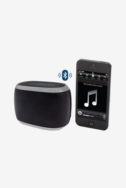 Hype Mini Capsule Bluetooth Speaker (Black)