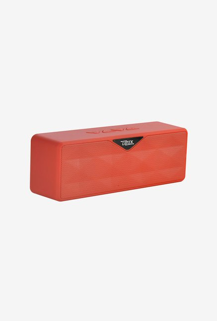 Liztek PSS-60 Wireless Bluetooth Speaker (Red)