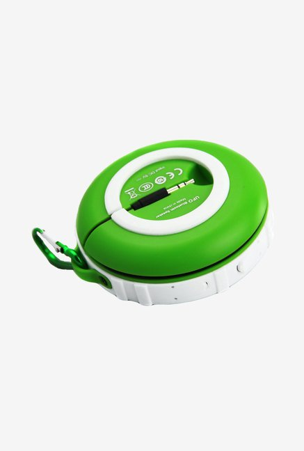 Lugulake BTS14G Shockproof UFO Bluetooth Speaker (Green)