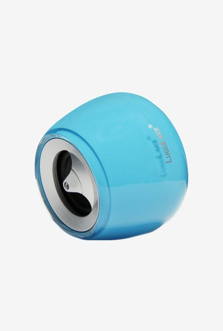 Lugulake Crystal Shaped Bluetooth Speaker (Blue)