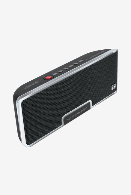 Isound Blusound Bluetooth Speaker (Black)
