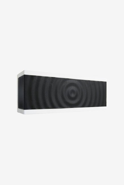 Bohm SoundBlock Bluetooth Wireless Speaker (White & Black)