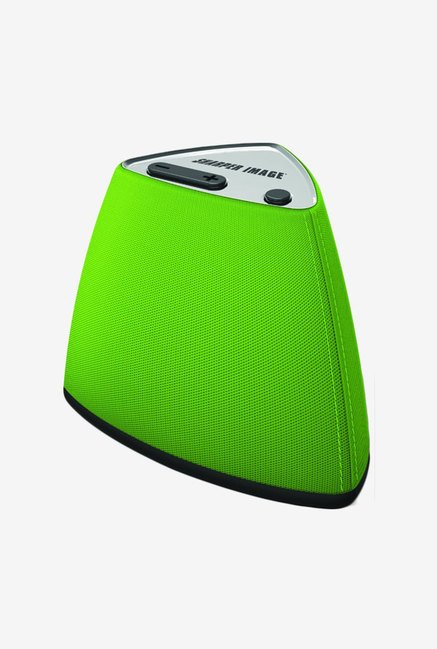 Sharper Image Bluetooth Mini Speaker (Green)