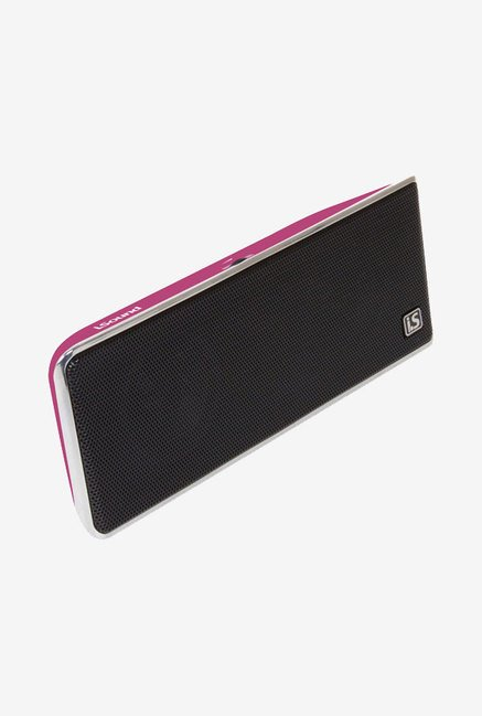 Isound Gosonic Portable Bluetooth Speaker (Pink)