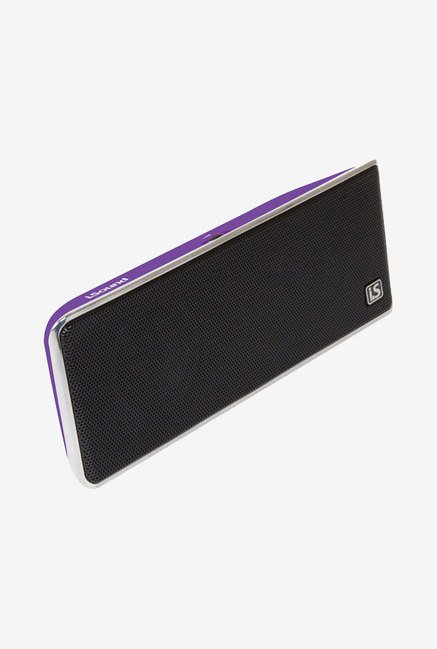 Isound Gosonic Portable Bluetooth Speaker (Purple)
