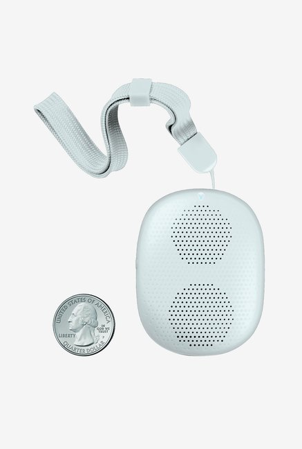 Isound Popdrop Bluetooth Speaker (Ice White)