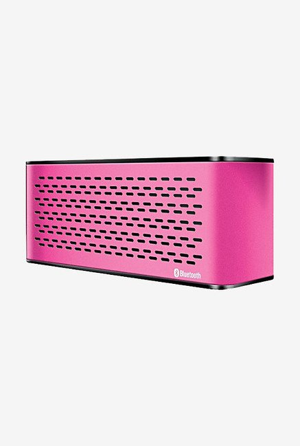 Isound Sonic Waves Bluetooth Speaker (Pink)