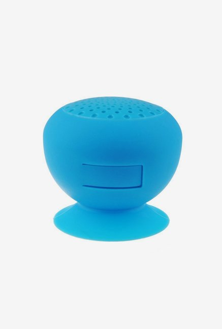 Afunta Mini Mushroom Bluetooth Speaker (Blue)