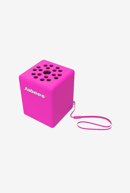 Jabees Bobby Bluetooth Mini Speaker (Pink)