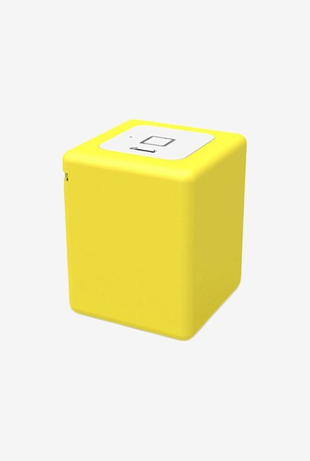 Jabees Bobby Bluetooth Mini Speaker (Yellow)