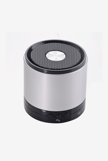 Jackscool 788S Mini Bluetooth Speaker (Silver)