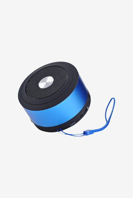 Jackscool N8S Bluetooth Speaker (Blue)