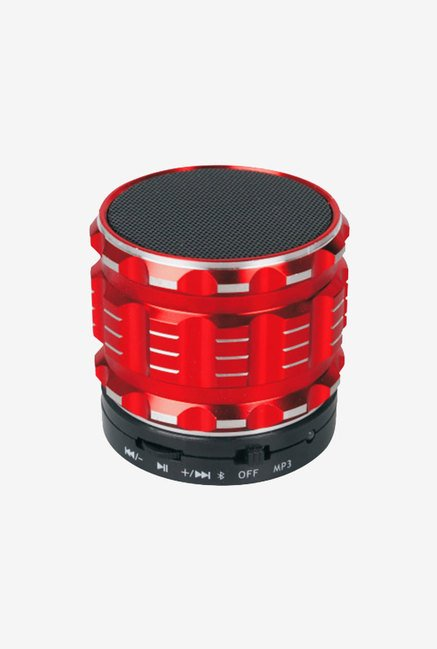 Naxa Electronics NAS-3060 Portable Sound System Red)