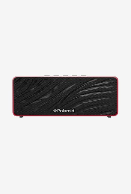 Polaroid PBT556RD 2014 Portable Bluetooth Speaker (Red)