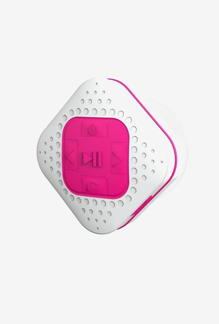 Polaroid PBT621PK Universal Bluetooth Shower Speaker (Pink)