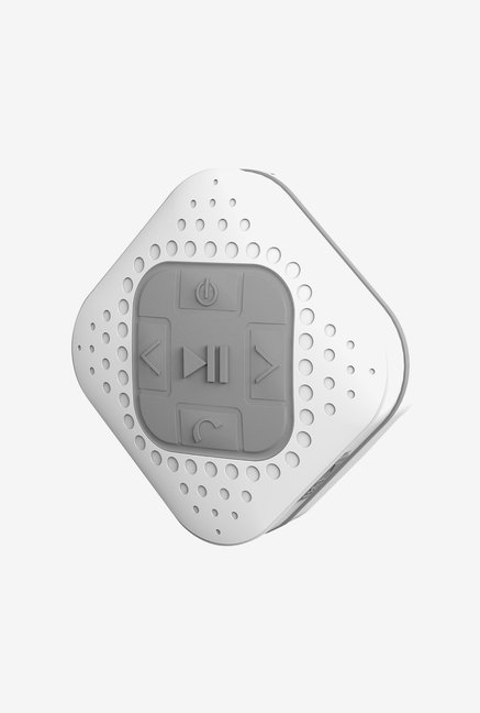 Polaroid PBT621WH Universal Bluetooth Shower Speaker (White)